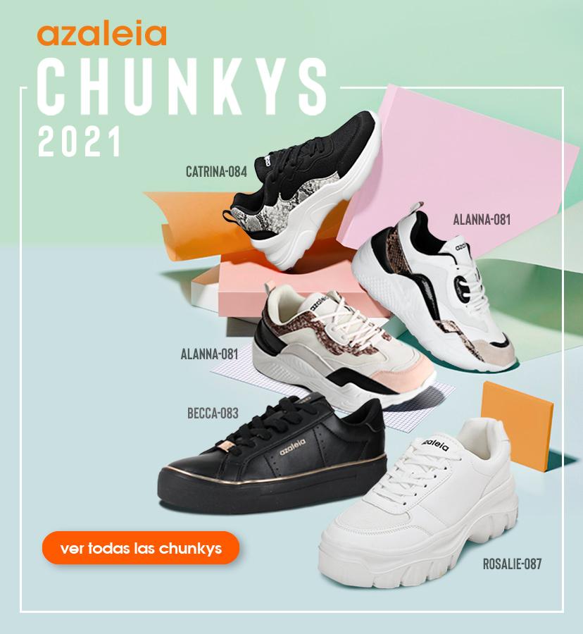 nuevas chunkys